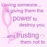 ♥ U have my trust ♥