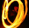 A Personal Fire Spinner.
