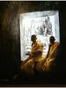 blessing monks