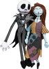Jack and Sally Plush Dolls