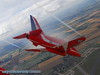 The red arrows!