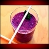 the Dragonfruit Smoothie