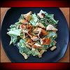 a Grilled Chicken Caesar Salad
