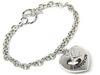 LV Heart Bracelet