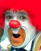 A Clown for your amusement