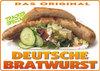 deutsche bratwurst