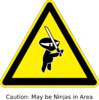 Caution~ Ninja