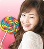 Want a rainbow lolly? ^^