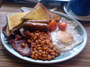 Given a full english breakfast