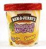 Ben & Jerry's JamaicanMeCra