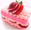 Pinky Strawberry Cake ♥