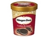 Haagan Daz ice cream