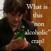 Non-alchoholic crap!