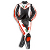 a Ducati Tricolore Race Suit