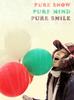 balloons + smile