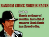 Chuck Fact #2