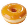 Classic Iced Donut