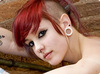 Suicide Girl Clariss
