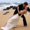 a Beach Kiss !